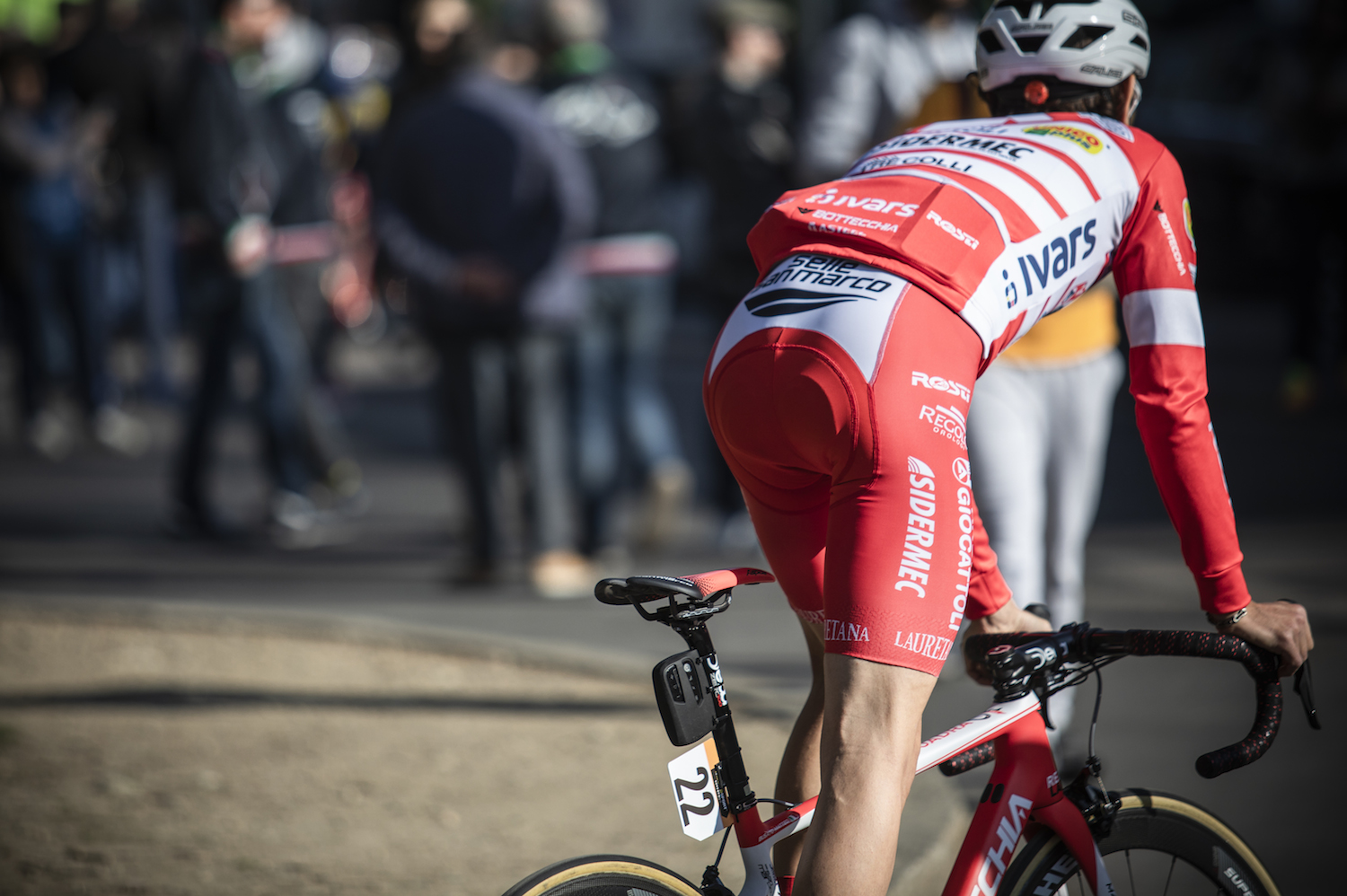 Fausto Masnada And Selle San Marco Triumph In The 6th Stage Of The